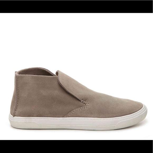 Suede Dolce Vita Xandie Midtop Sneaker
